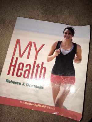 my health textbook
