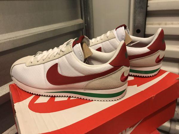 "Offerup Las Vegas >> Nike Cortez limited edition ""Mexico"" shoes men's size 10 (Clothing & Shoes) in Las Vegas, NV"