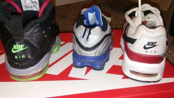 Nike tennis shoes for toddler Baby & Kids in Renton WA