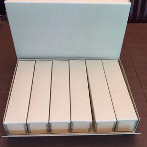 Archival 35mm Slide Storage