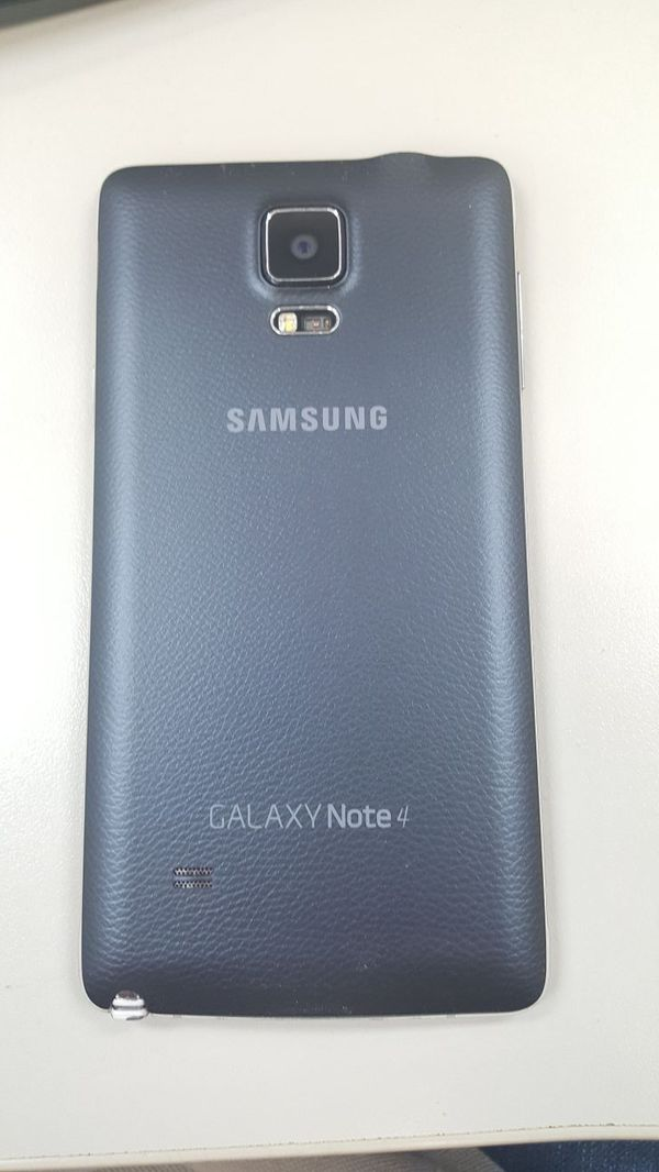 Sprint galaxy note 4 excellent condition