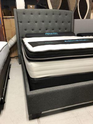 Brand new super box top mattress