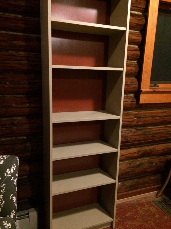 Ikea billy bookcases furniture in edmonds wa offerup for Furniture edmonds wa