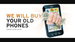 WE BUY OLD PHONES FOR CASH!!! EASY