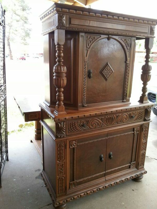 Vintage credenza furniture in phoenix az offerup for Offer up furniture