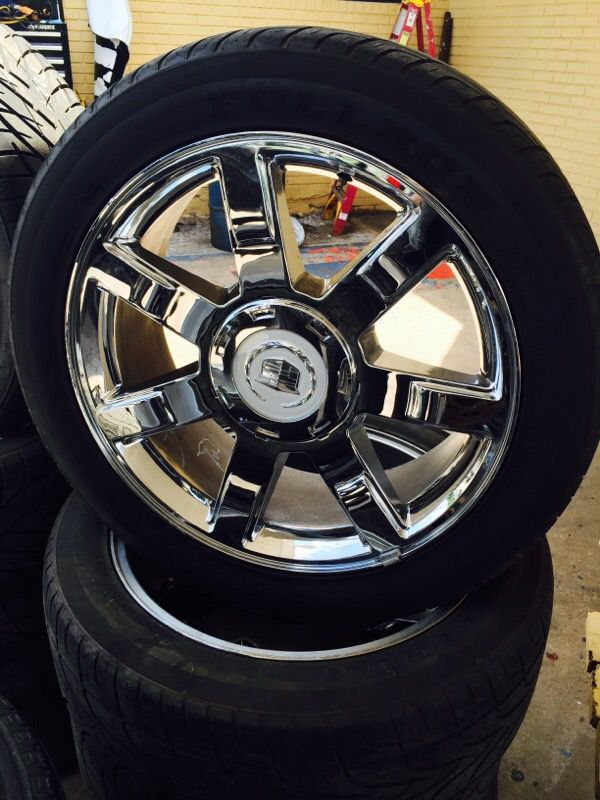 Used Wheels and Tires and Semi-Used (Auto Parts) in Dallas, TX - OfferUp