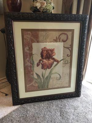 Wall art frame
