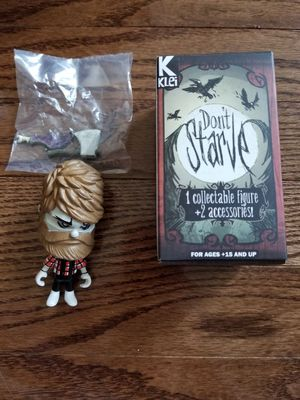 Don't Starve collectible figure: Woodie