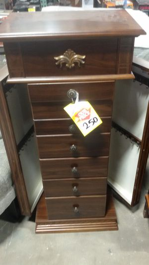 Jewelry armoire Furniture in Houston TX OfferUp