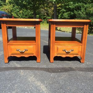 Bassett Side Tables