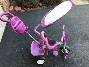 Little Tikes® 4-In-1 Trike Basic Edition - Pink