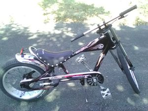 Schwinn Stingray OCC Orange County Chopper Bicycle
