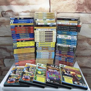 Lot of 94 PC Computer Games
