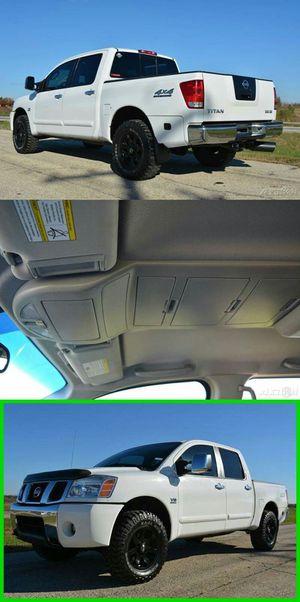 2004 Nissan Titan Smoke Private Seller 4X4