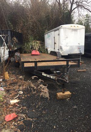 "Sale 18"" foot trailer"