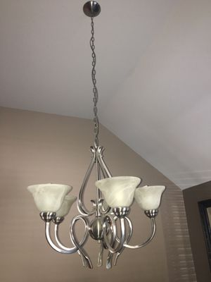 New and used chandeliers for sale in detroit mi offerup 5 lights chandelier aloadofball Image collections