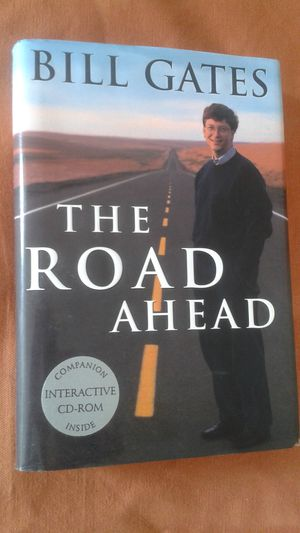 Bill Gates 1st Edition The Road Ahead 1995