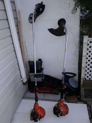 Sale or trade!! Echo Gas Stick Edger and String Trimmer