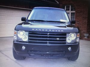 For sale 2003 Range Rover HSE, please contact me only: __dmaxfire9@gmail.com__