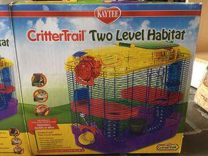 Two level Habitat