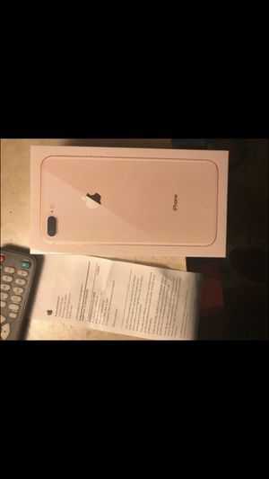 iPhone 8 plus 64 GB unlocked