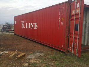 Used 40' Connex Shipping Containers