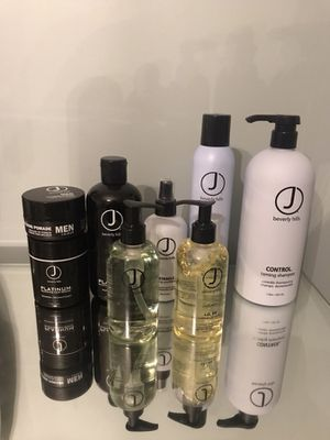 J Beverly Hills products