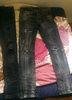 Men H&M Jeans Sizes 31-32