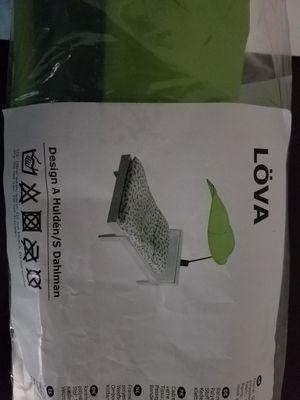 Ikea bed crib canopy lova