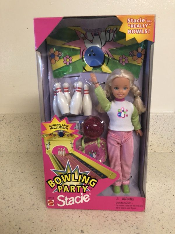 Stacie Doll Bowling Party