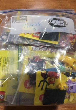 Lego Series 16 -complete set