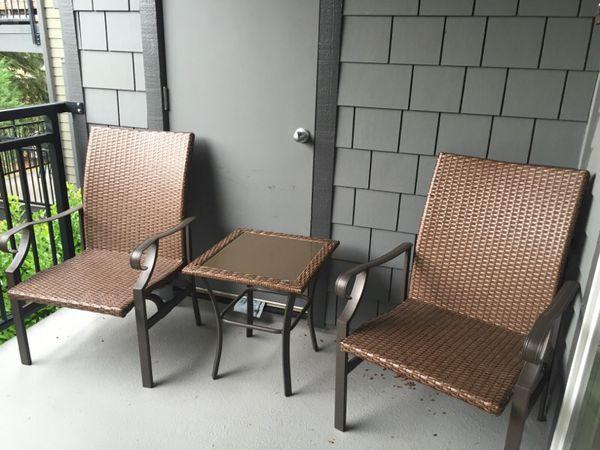 Patio Furniture Set Furniture In Kirkland Wa Offerup