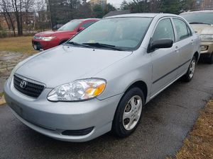 2007 Toyota Corolla 1 Owner Clean title