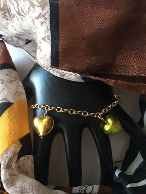 14k bracelet