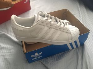 Adidas superstar size 10.5 Brand new