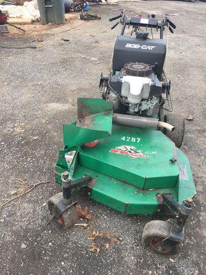 Bobcat mower 36 belt drive