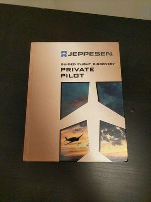 Jeppesen Private Pilot Textbook