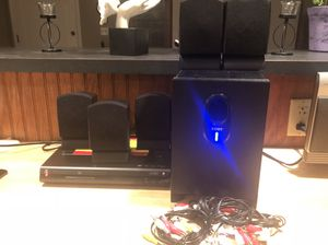 Coby 5.1 Dolby Digital Surround System