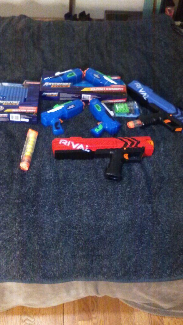 NERF RIVAL KRONOS XVII-500 Blaster- $19.99 USD