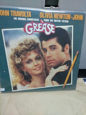Soundtrack grease