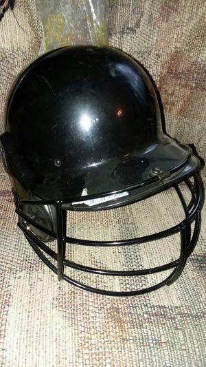 Batters helmet.