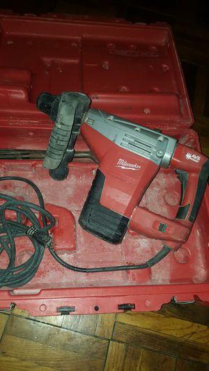 Chiping hammer milwaukee