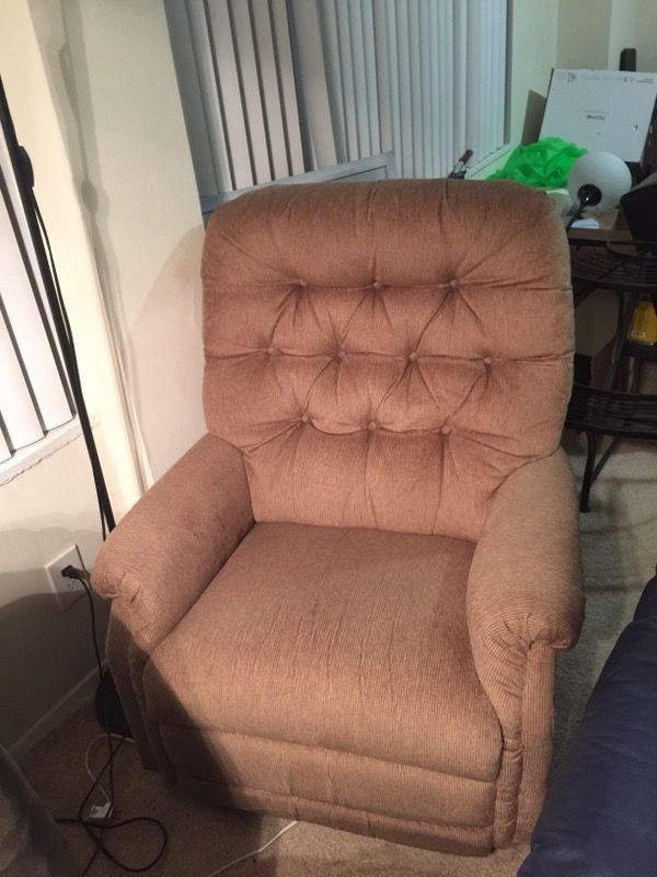 Used arm chair