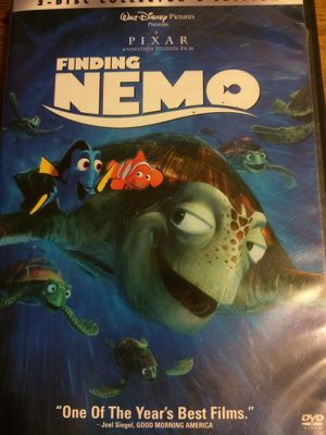 DVD Finding Nemo