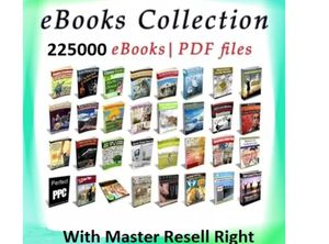 225,000 Different eBooks