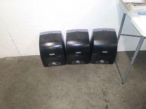 Paper towels dispenser