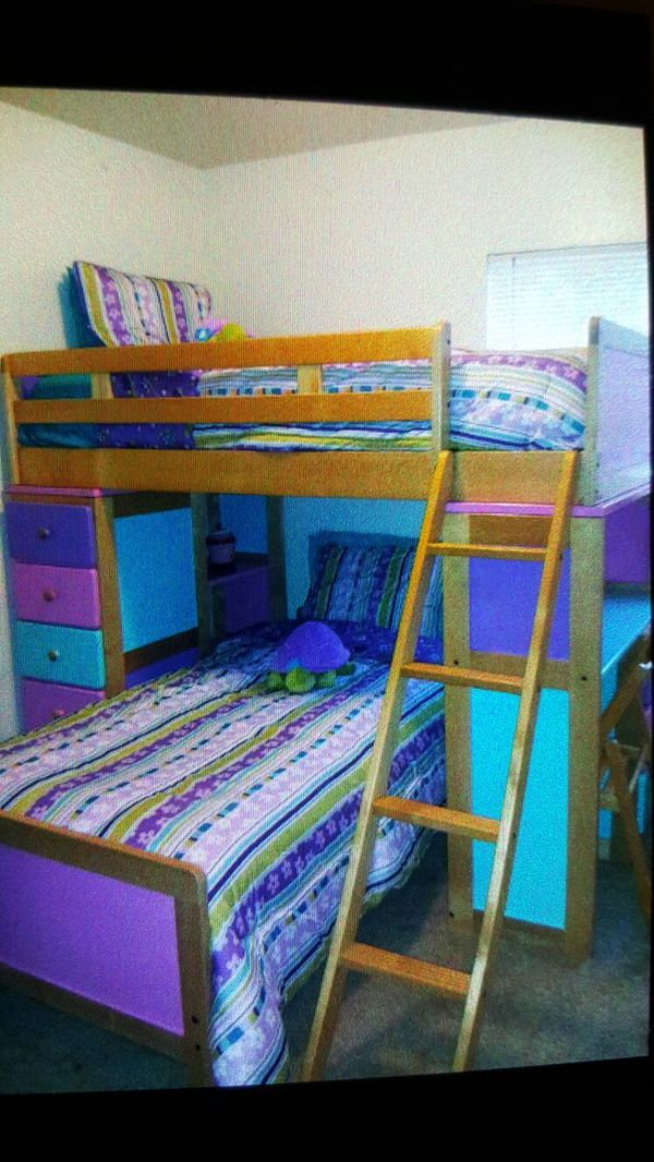 Bunk bed furniture in everett wa offerup for Furniture in everett wa