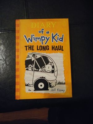 Diary of a Wimpy Kid ...The Long Haul