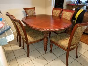 High End Formal Dining Table