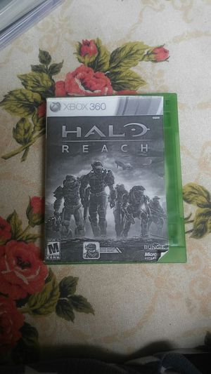 Halo Xbox 360 game for sale  Muskogee, OK
